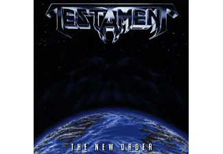 Testament - The New Order - (CD)