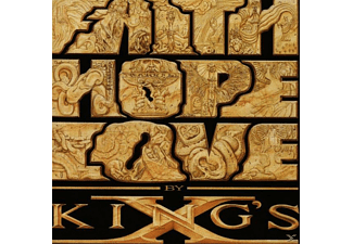 King's X - Faith, Hope, Love By Kings X - (CD)