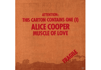 Alice Cooper - Muscle Of Love (CD)