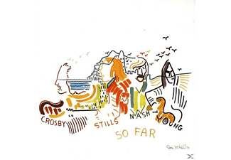 Crosby, Stills, Nash & Young - So Far (CD)