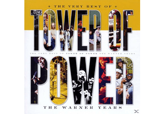 Tower of Power - Best Of, The, Very - (CD)