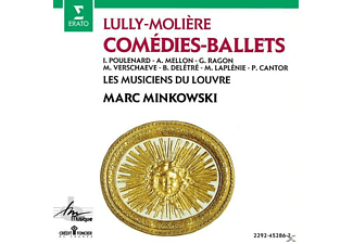 VARIOUS, Marc Minkowski - Les Comedies-Ballet - (CD)