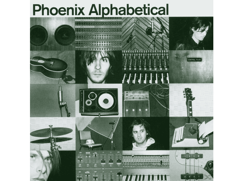 Phoenix - Alphabetical [CD]