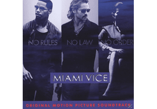 VARIOUS, OST/VARIOUS - Miami Vice - (CD)