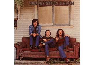 Crosby, Stills & Nash - Crosby, Stills & Nash - 1st Album (CD)