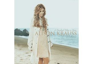 Alison Krauss - A Hundred Miles Or More-A Collection - (CD)