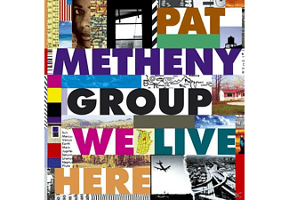 Pat Metheny - We Live Here - (CD)