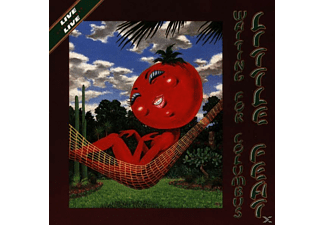 Little Feat - Waiting For Columbus - (CD)