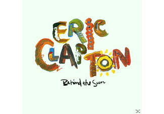 Eric Clapton - Behind The Sun - (CD)