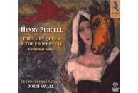 Jordi Savall, Concert Des Nations - The Fairy Queen & the Prophetess [SACD Hybrid]