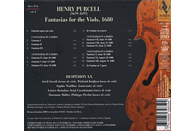 Hespérion XX - Fantasias for the Viols [CD]