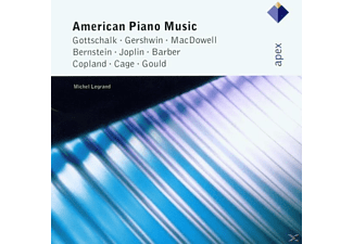 Michael Legr - American Piano Musicapexapex [CD]