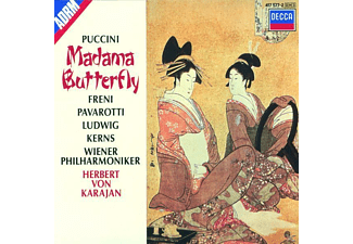 Wpo - Madame Butterfly (Ga) - (CD)