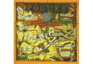 The Pogues - Hell's Ditch - (CD)