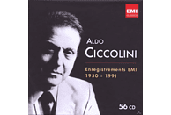 Ciccolini Aldo - Compl.Emi Recordings 1950-91 [CD]