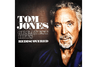 Tom Jones - Greatest Hits (CD)