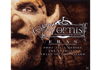 Mortiis - Eras - (CD)