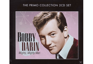 Bobby Darin - Mighty, Mighty Man [CD]