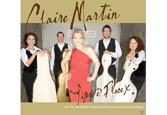 The Montpellier Cello Quartet Claire Martin - Time & Place - (SACD Hybrid)