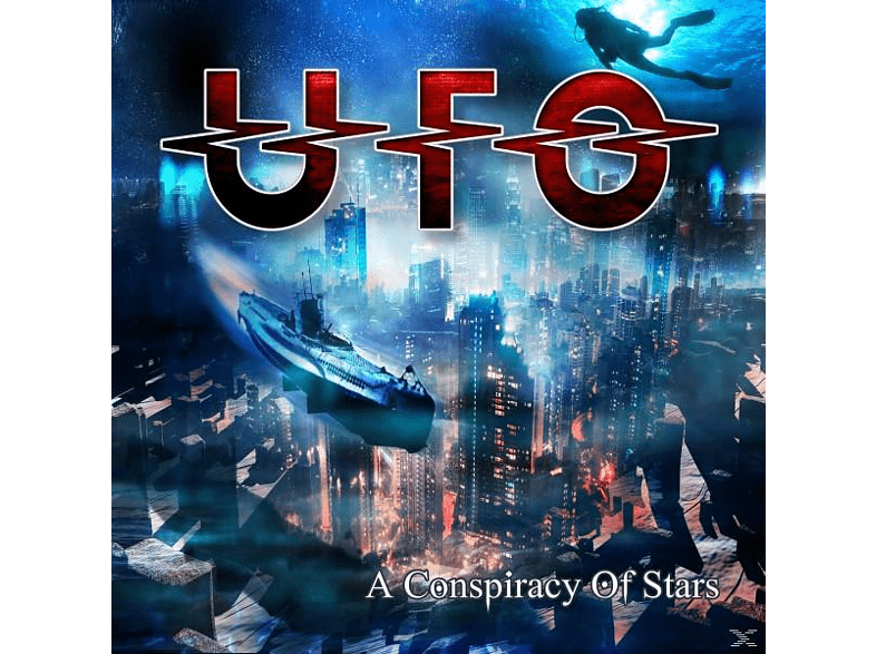 UFO - A Conspiracy Of Stars [CD]