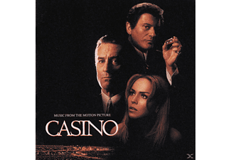 VARIOUS, OST/VARIOUS - Casino [CD]