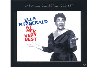 Ella Fitzgerald - At Her Very Best - (CD)