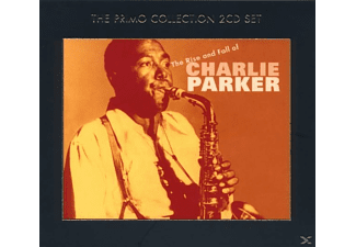 Charlie Parker - The Rise And Fall Of Charlie Parker - (CD)