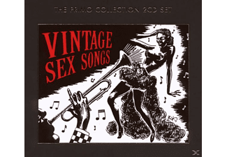 VARIOUS - Vintage Sex Songs - (CD)