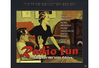 Különböző előadók - Radio Fun Fifty for the Over Fifties (CD)