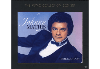 Johnny Mathis - Here's Johnny - (CD)