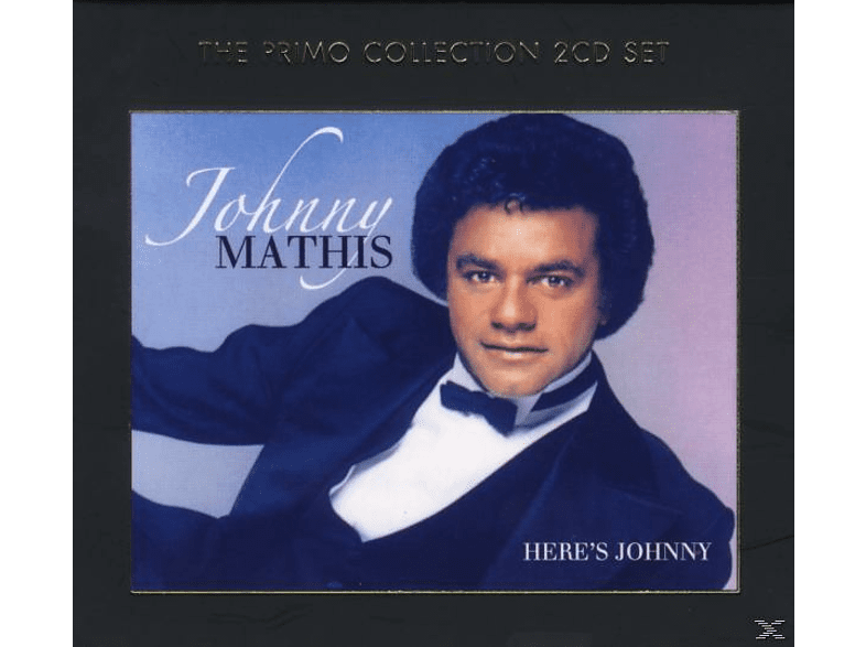 Johnny Mathis - Here's Johnny [CD]