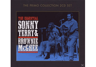 Sonny Terry - The Essential - (CD)