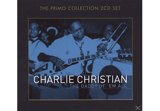 Charlie Christian - The Daddy of 'Em All - (CD)