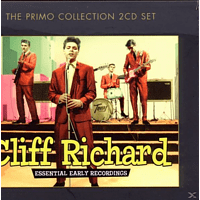 Cliff Richard - Essential Early Recordings [CD]