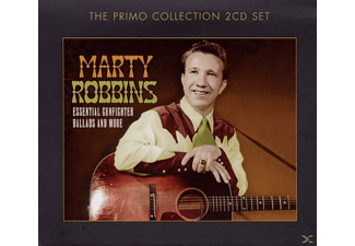 Marty Robbins - Essential Gunfighter Ballads And More - (CD)