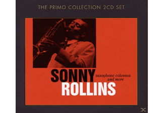 Sonny Rollins - Saxophone Colossus And More - (CD)