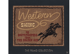 VARIOUS - Western Swing: 40 Bootstompers From The - (CD)