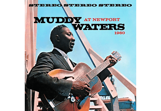 Muddy Waters - At Newport 1960 - (CD)