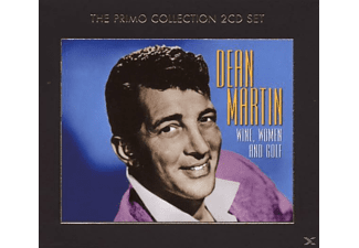 Dean Martin - Wine, Woman And Golf - (CD)