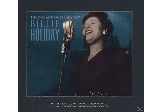 Billie Holiday - The One And Only Lady Day - (CD)