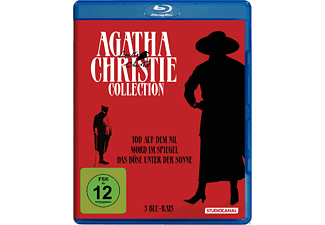 Agatha Christie´s Mystery Collection - (Blu-ray)