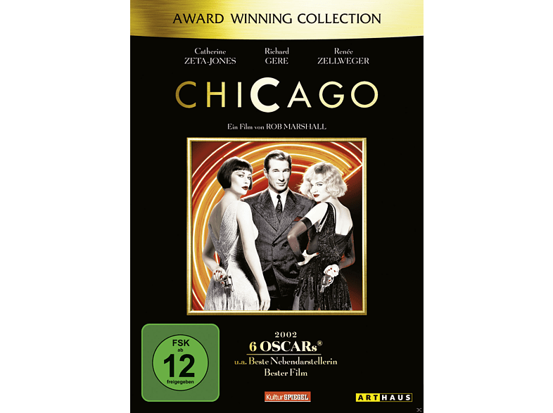 Renée Zellweger, Catherine Zeta-Jones, Richard Gere - Chicago [DVD]