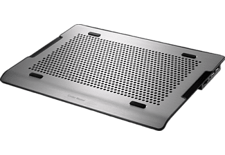 COOLER MASTER Notebook Kühler NotePal A200, silber (R9-NBC-A2HK-GP)