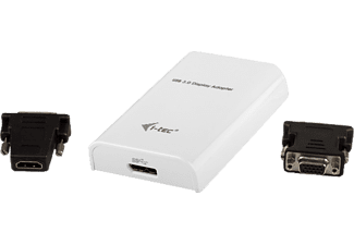 I-TEC USB3HDTRIO, Video Display Adapter