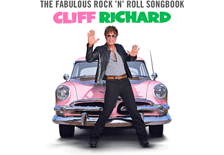 Cliff Richard - The Fabulous Rock'n'Roll Songbook - (CD)