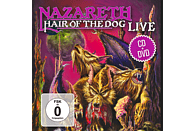 Nazareth - Hair Of The Dog Live [CD + DVD]