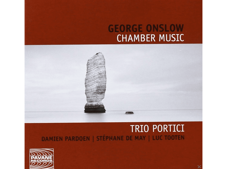 Trio Portici - Onslow Chamber Music [CD]