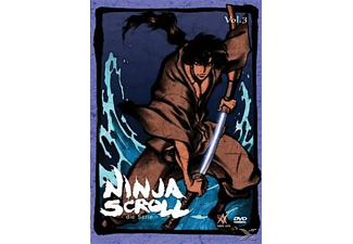 Ninja Scroll - Die Serie - Vol. 01 [DVD]