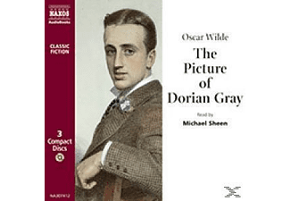 THE PICTURE OF DORIAN GREY - 3 CD - Literatur/Klassiker