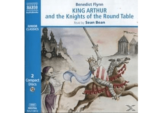 KING ARTHUR AND THE KNIGHTS OF THE ROUND TABLE - 2 CD - Kinder/Jugend